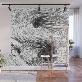 Cyclones Pam and Bavi Wall Mural