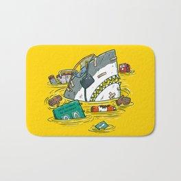 Safety Third Shark Bath Mat