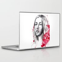 asia Laptop & iPad Skins featuring asia by Lua Fraga