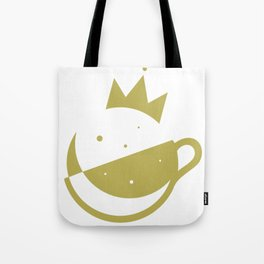 Self-Care Queen - Gold Tote Bag