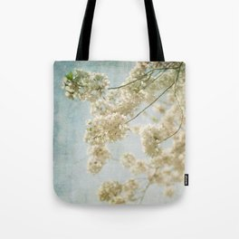 Blessings - Cherry Blossoms Tote Bag