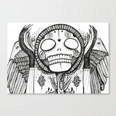 DEAD PREY Canvas Print