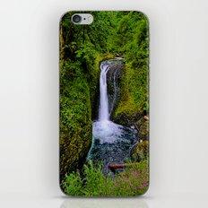 Columbia River Gorge Waterfall  iPhone & iPod Skin