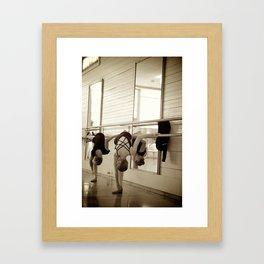 cambre Framed Art Print