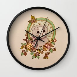 Simon Says Jump Wall Clock
