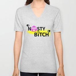 Nasty Bitch Unisex V-Neck