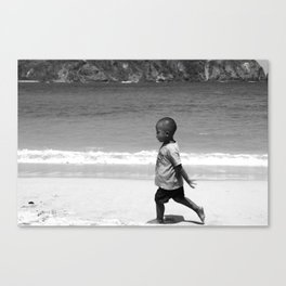 Children of Bali #2 Canvas Print