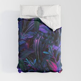 Future Garden Tropical Night Comforters