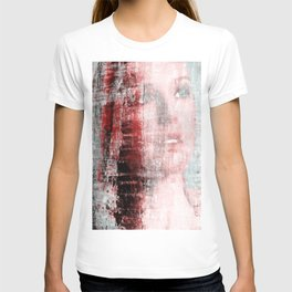 """""""abstract seduction serie #4"""" T-shirt"""