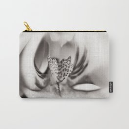 Orchid Closeup II Carry-All Pouch