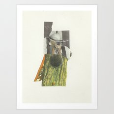 Iktome Art Print