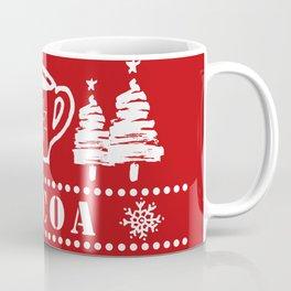 peppermint cocoa Coffee Mug