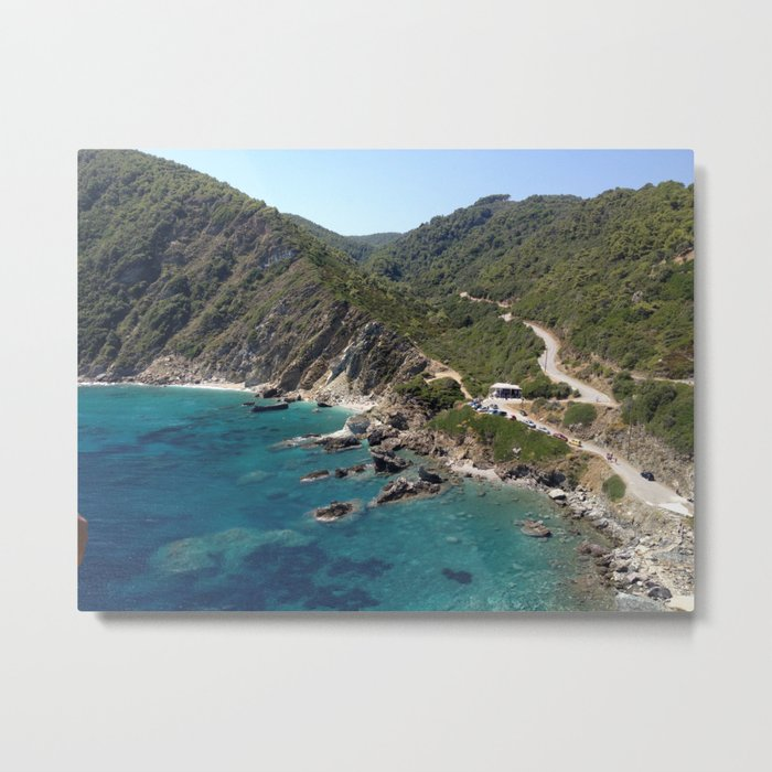 "Skopelos ""greek island""!!!!!!! Metal Print"