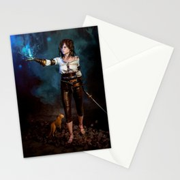 Dungeon Hunter Stationery Cards