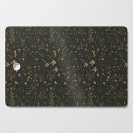 Old World Florals Cutting Board