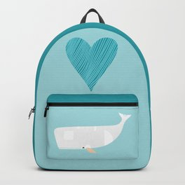 Little Whale Backpack