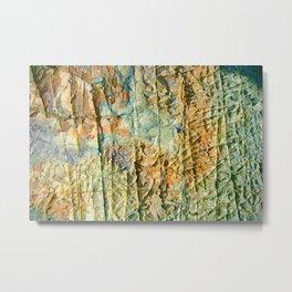 Rock Cunei Metal Print