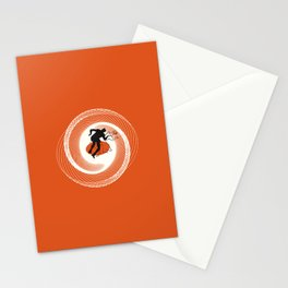 Vertigo a GoGo Stationery Cards