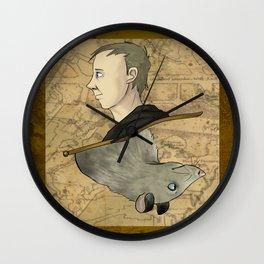 Peter Pettigrew Wall Clock