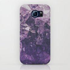 Amethyst Gem Dreams Galaxy S6 Slim Case