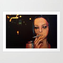 Breakable Girl *Full Version* (VIDEO IN DESCRIPTION!) Art Print