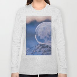 A Single Snowflake (Color) Long Sleeve T-shirt