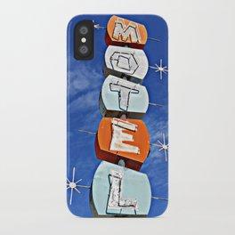 Sue's Motel No. 2 iPhone Case