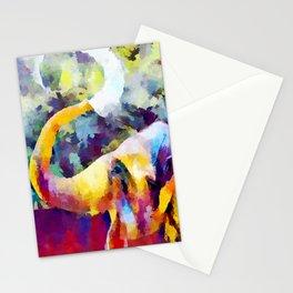Elephant 4 Stationery Cards