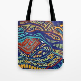 COLOR MY WORLD 1 Tote Bag
