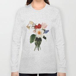 Spring Flowers Bouquet Long Sleeve T-shirt