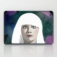 chandelier iPad Cases featuring Chandelier by Vuelle