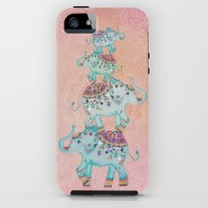 LUCKY ELEPHANTS Tough Case iPhone SE