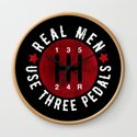 Real Men Use Three Pedals by abduljamil