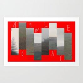 ASSIMILATE  Art Print