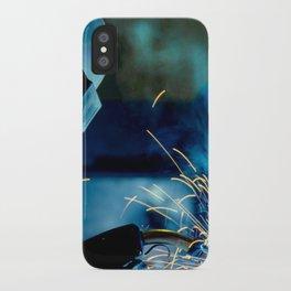 The Welder iPhone Case