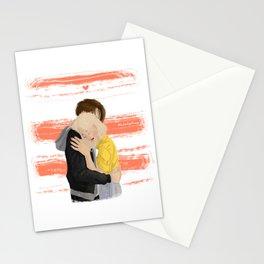 noora x william Stationery Cards