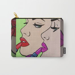 Lipstick Sisters Carry-All Pouch