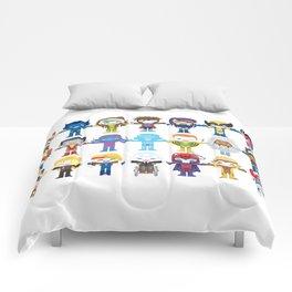 90's 'X-men' Robotics Comforters