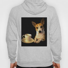 Tea Time with Puppy Hoody