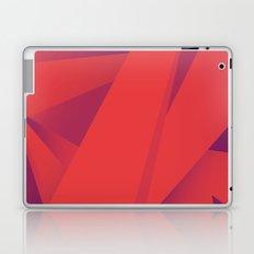 Striking Red Laptop & iPad Skin