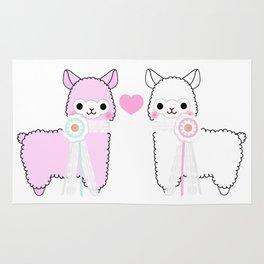 Alpaca Love Rug