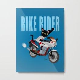 The Rider Metal Print