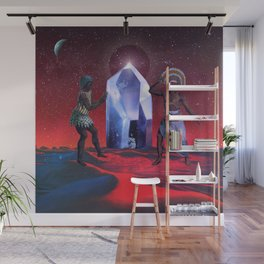 Meeting Grounds Wall Mural