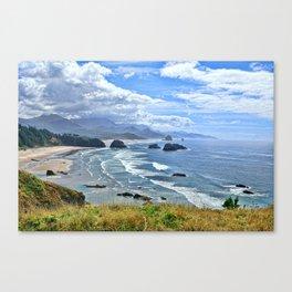 The Quintessential Oregon Coast Canvas Print