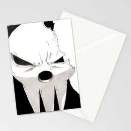 Shinigami Broken Mask Stationery Cards