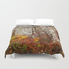 Somewhere in Rhode Island - Abandoned Mill 002 Duvet Cover