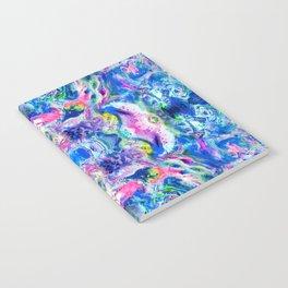 Bathbomb, psychedelic, trip, mushrooms, acid, lsd Notebook