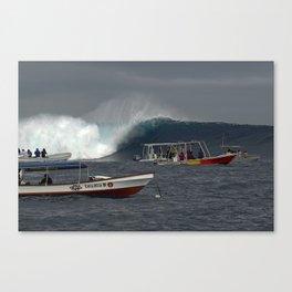 HAWAII'S KALA ALEXANDER Canvas Print