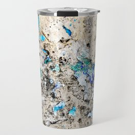 A Touch of Blue Travel Mug