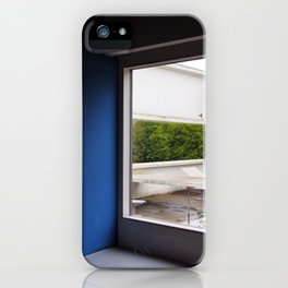 Villa Savoye 2 iPhone Case
